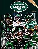 New York Jets Calendar 2021-2022: Special Calendar for Fans (2 Years 2021-2022)
