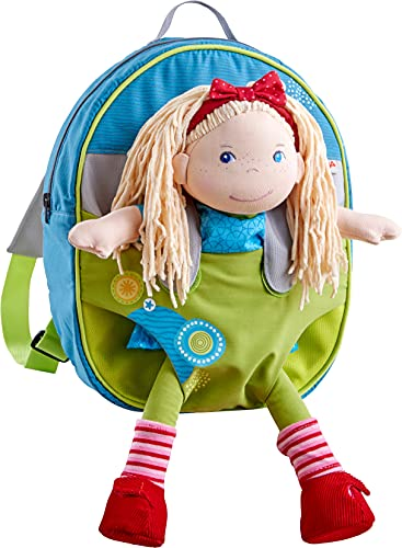 HABA 305975 Kinder Puppenrucksack Sommerwiese