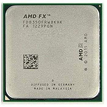 AMD FX-8350 4.0 GHz 8-Core Socket AM3+ OEM Processor CPU with Thermal Paste