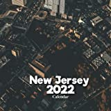 New Jersey Calendar 2022: A Monthly and Weekly 12 Months Calendar 2022 With Pictures of the New Jersey For Office to Write in Appointment, Birthday, ... | Cute Gift Ideas For Men, Women, Girls, Boys