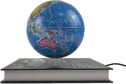Cadeaux Créatifs Pour Lui Globe Globe magnétique globe flottant voiturete du monde avec LED lumière rougeation voiturete du monde cadeau éducatif Home Office décoration Pour Enfants   Cadeau   Maison   Bureau
