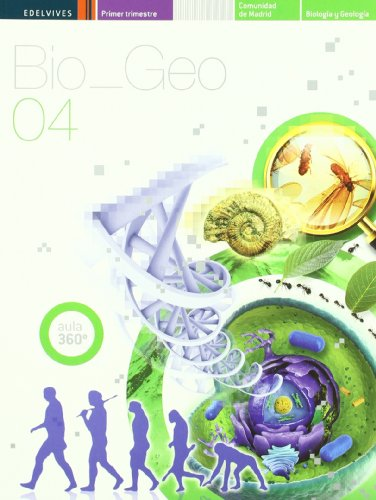 Biologia y Geologia 4º ESO Comunidad de Madrid (Aula 360º)
