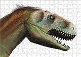 Media Storehouse 252 Piece Puzzle for Adults of Megalosaurus Dinosaur, Illustration (19928673)