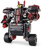 spinning Dispositivo de programación de Bloques de construcción Inteligente Robot Juegos, Juguetes educativos Rompecabezas de 3D DIY Robot, PC + 806 Nano bloquea Las Mini-Bloques de construcc.