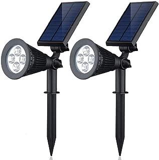 Best led solar spotlights Reviews