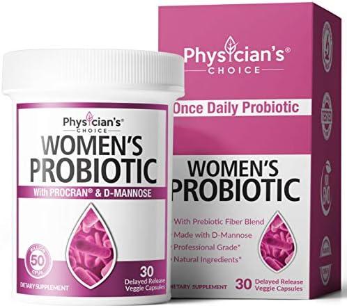 Prebiotics & Probiotics for Women –...
