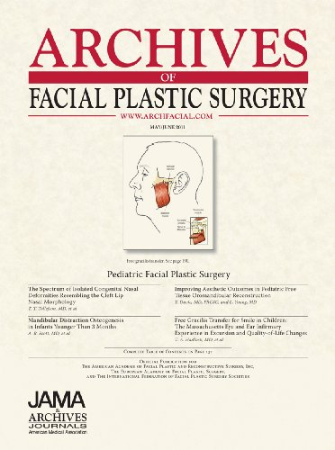 Archives of Facial Plastic Surgery (May/June 2011) (English Edition)