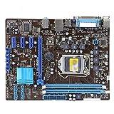 BMNN Mobile Mainboard Fit for ASUS P8H61-M LX Scheda Madre Originale DDR3 LGA 1155 USB2.0 16 GB per I3 I5 I7 22 / 32nm H61 Desktop Scheda Madre Scheda Madre