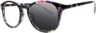 Transition Photochromic Oval Frame 8 Colors Reading Glasses Sunglasses Readers UV400+1.0~+4.0