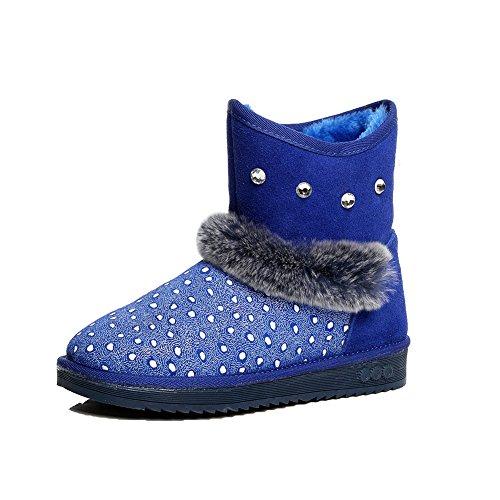Rebecca Minkoff Chaussure Femme Sneakers 0HMW NA01 Michell Swarovski Nappa White - Blanc, Cuir, 40, 7, 10