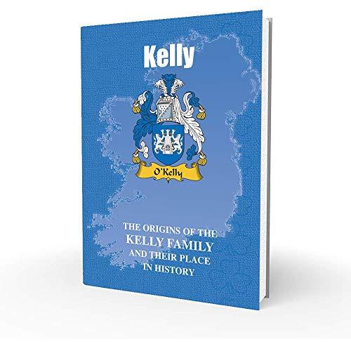 Lang Syne Libro de datos de la historia de la información del clan de la familia irlandesa - Kelly