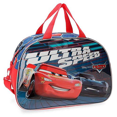Disney Bolsa de viaje Cars Ultra Speed 40 cm