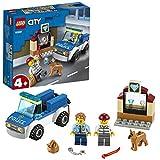 LEGO City Police - Policía: Unidad Canina, Set de...