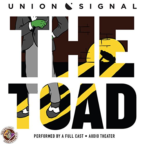 The Toad audiobook cover art