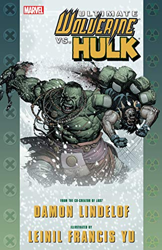 Ultimate Comics Wolverine vs. Hulk (Ultimate Wolverine vs. Hulk) (English Edition)