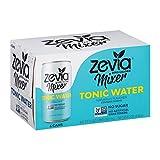 ZEVIA, SODA, TONIC WATER, ZERO CAL - Pack of 4