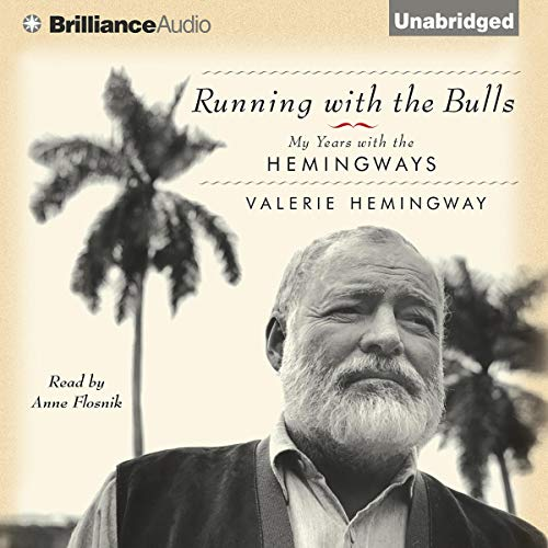 Running with the Bulls audiobook cover art