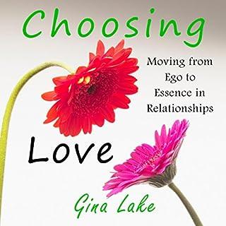 Choosing Love audiobook cover art