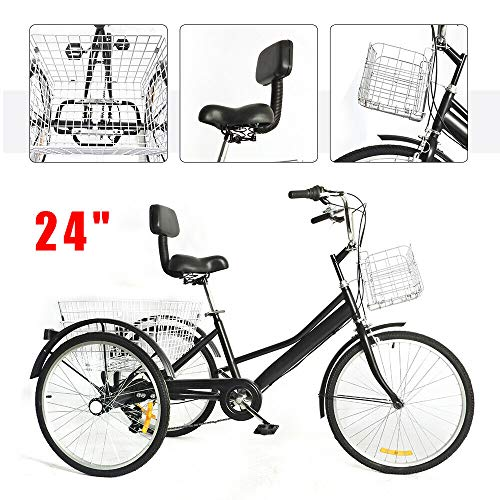 Jintaihua Vélo tricycle 24\