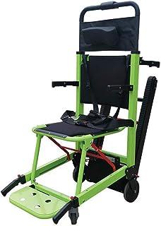 SISHUINIANHUA Batería de Litio de orugas para sillas de Ruedas de Escalada eléctrica, escaleras para