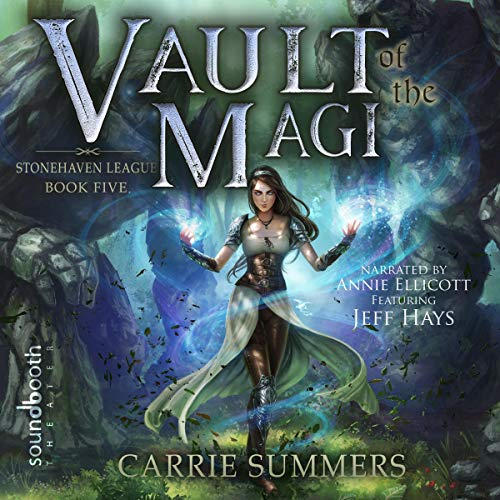 Vault of the Magi audiobook cover art