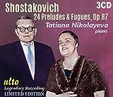 Preludio E Fuga Op 87 N.1  N.24 (1950 5