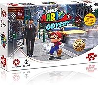 1354 スーパーマリオ ジグソーパズル パズル 500ピース Super Mario [並行輸入品]