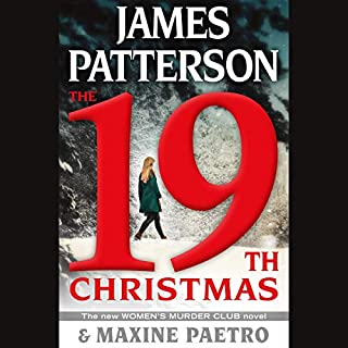 The 19th Christmas audiobook cover art