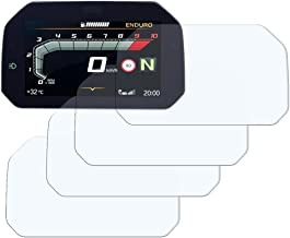 3 x Anti Glare 2019+ SpeedoAngels Dashboard Screen Protector for S1000RR