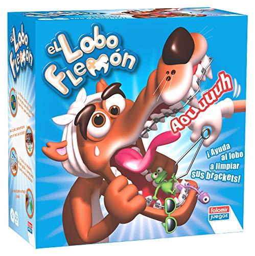 Falomir Lobo Flemón, Juego de Mesa, Habilidad, Multicolor (1)