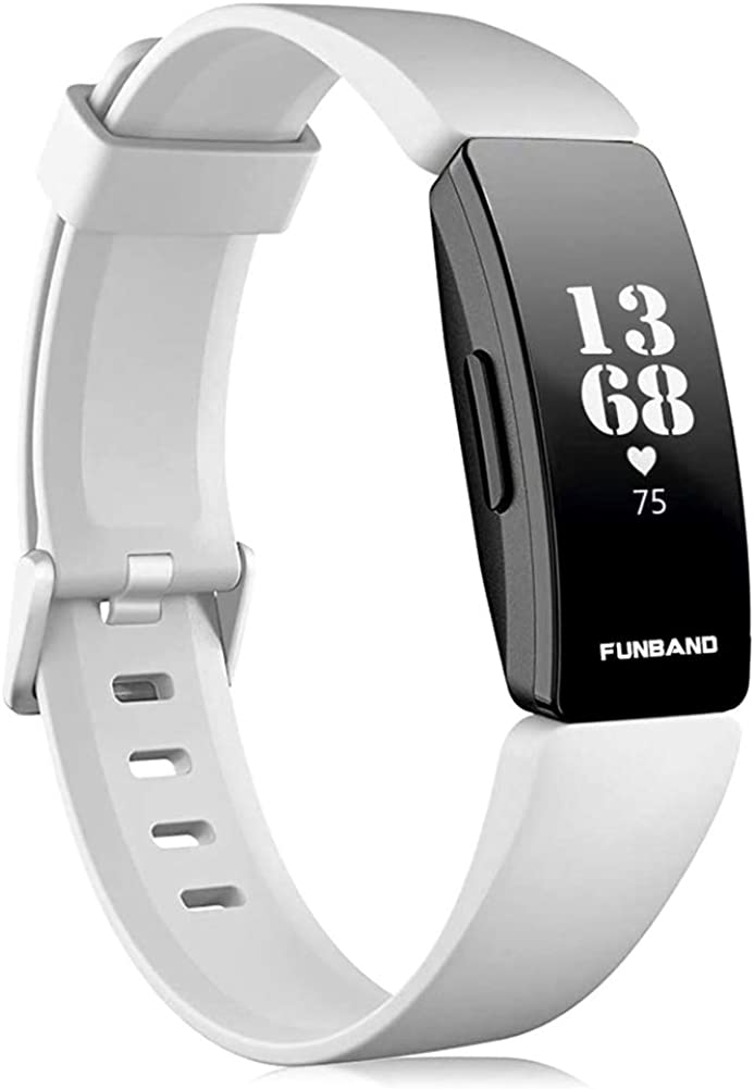 Limited price FunBand Compatible Fitbit Inspire Strap Eas HR