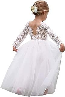 Best toddler girl flower girl dresses Reviews