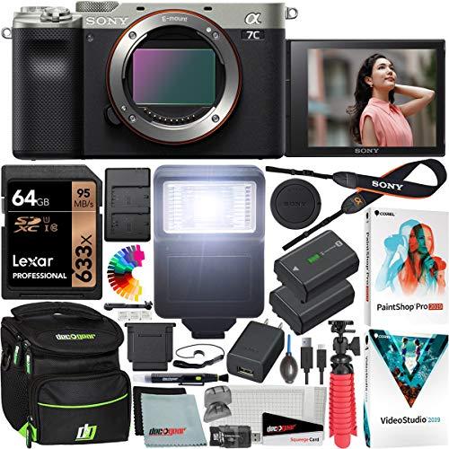 Sony a7C Mirrorless Full Frame Camera Alpha 7C...
