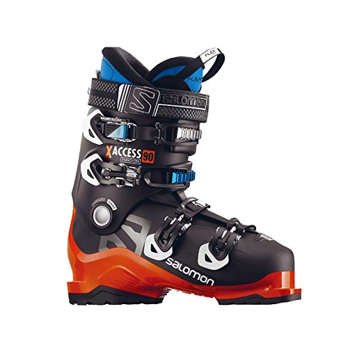 Salomon ALP. Boots X Access 90 Black/OR/Ind