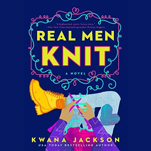 Real Men Knit audiobook cover art