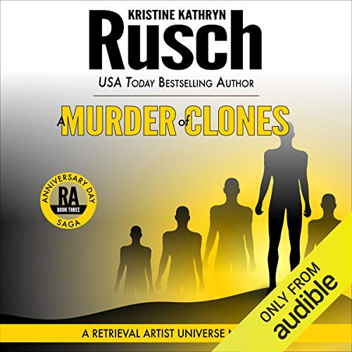 A Murder of Clones cover art
