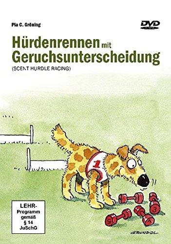 Hürdenrennen mit Geruchsunterscheidung: Scent Hurdle Racing von Pia Gröning