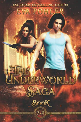 The Underworld Saga, Books 7-9: A Greek Mythology Romance (The Gatekeeper's Saga Collection)