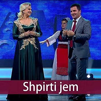 Shpirti Jem (feat. Afrim Muqiqi)