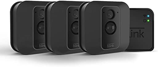 Blink XT2 Outdoor/Indoor Smart Security Camera with cloud storage included, 2-way audio,..