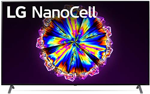 LG 75NANO90UNA Alexa Built-In NanoCell 90 Series 75' 4K Smart UHD NanoCell TV (2020)