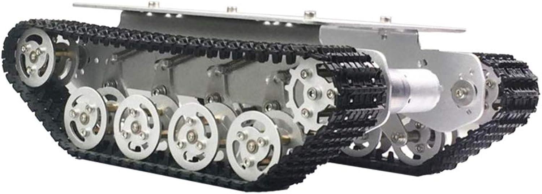 F Fityle TS100 DIY intelligente Roboter Chassis Kit mit Geschwindigkeit Encoder Für Arduino  silver