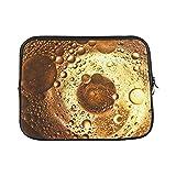 Olive Oil Bubbles Gold Oil Food Fluid Unique Custom Sleeve Soft Case Bag
