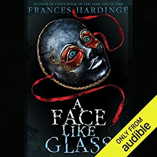 A Face Like Glass                   Written by:                                                                                                                                 Frances Hardinge                               Narrated by:                                                                                                                                 Kevin T. Collins                      Length: 17 hrs and 28 mins     1 rating     Overall 5.0