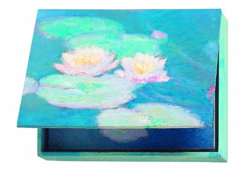 Boston International The MET Boxed Note Cards, Monet Water Lilies, 20-Count
