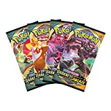 Pokemon Sword and Shield Darkness Ablaze Booster Pack (1 Booster Pack)