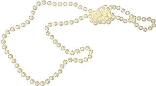 Viva Collana lunga stile vintage anni '20 Charleston Flapper con perle finte