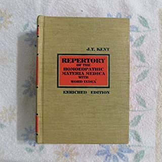 Repertory of the Homeopathic Materia medica With Word Index: Enriched Edition