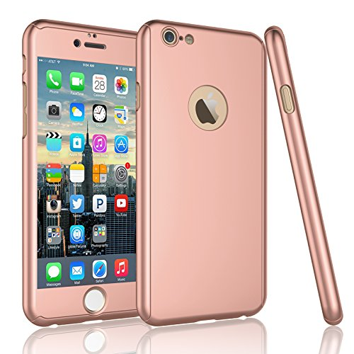 Tekcoo for iPhone 6S Plus Case, Tekcoo iPhone 6 Plus Case, [T360 HY] Ultra Thin Full Body Coverage P - http://coolthings.us