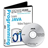 Software Video Learn JAVA Training DVD Sale 60% Off training video tutorials DVD Over 5 Hours of Video Training